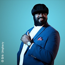 Gregory Porter & Band in Aachen, 01.12.2020 - Tickets -