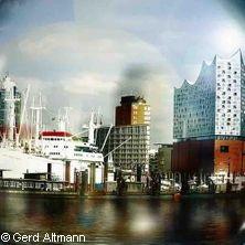 Hamburg Kurios Die Highlights-Tour | Citinaut Stadtführungen in HAMBURG * U/S Jungfernstieg Treppe Ausgang Alsteranleger,