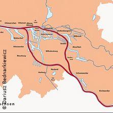 Hamburger Zwei Elbinselrundfahrt - Erlebnis-Reederei