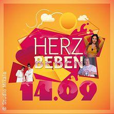 Herzbeben - Die Schlagerparty im Industriemuseum Brandenburg