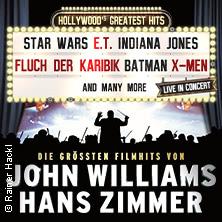 Hollywood's Greatest Hits - Die größten Filmhits von John Williams & Hans Zimmer