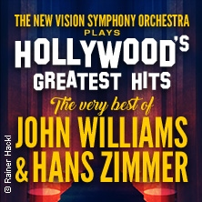 Hollywood's Greatest Hits - The very Best of John Williams & Hans Zimmer