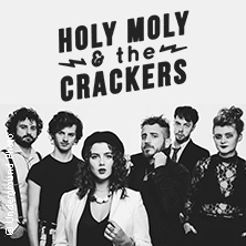 Holy Moly & The Crackers - Back To Europe 2020