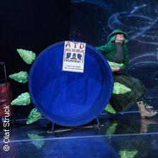 Huck Und Jim Im Weltall - Theater Kiel