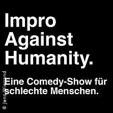 Impro Against Humanity in MANNHEIM * Improtheater Mannheim,