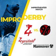 Impro-Derby: 4gewinnt BS vs. Hannover 98