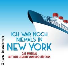 ICH WAR NOCH NIEMALS IN NEW YORK - Das Musical in Düsseldorf