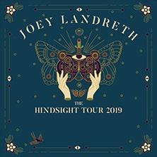 Joey Landreth - The Hindsight Tour 2019