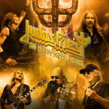 Judas Priest in Oberhausen, 24.06.2020 - Tickets -