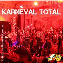 Karneval Total - Die jecke Kölsch-Party in Darmstadt in DARMSTADT * Orangerie,