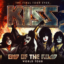 VIP Package I - 2020 KISS End of the Road Gold in Stuttgart, 11.07.2020 -
