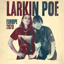 Larkin Poe - Europe Tour 2020