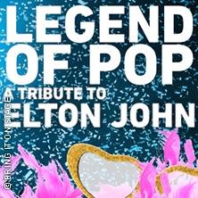 Legend of Pop - A Tribute to Elton John