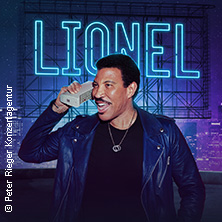 Lionel Richie - Hello Tour 2022 in HALLE (SAALE), 24.06.2022 - Tickets -