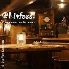 @Litfass! - Der kreative Promi-Talk - Moderation: Steffen Kersken & Anja Katharina Baudeck