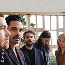 Local Natives in BERLIN * Lido