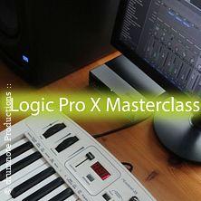 Logic Pro X Masterclass - drumnote Productions