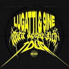 Lugatti & 9ine - Man kennt sich Tour 2020