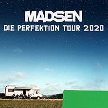 Madsen + Special Guest: Nada Surf in Berlin, 10.04.2020 - Tickets -