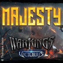 Majesty - Legends Tours 2019