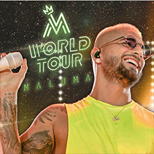 Maluma in Frankfurt am Main, 06.06.2021 - Tickets -