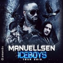 Manuellsen - Ice Boys Tour 2019 in BREMEN * Römer,