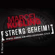 Marcel Kösling - Streng geheim!
