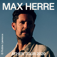 Max Herre - Athen Tour 2020 in Frankfurt am Main, 02.04.2020 -