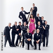 Max Raabe & Palast Orchester - Neues Programm in WUPPERTAL * Historische Stadthalle Wuppertal,