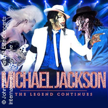 Michael Jackson: The Legend Continues - Starring Navi & Jennifer Batten