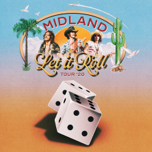 Midland - Let It Roll Tour 2020