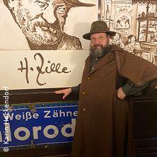 Mit Zille in der juten Stube - Zille-Stube Berlin