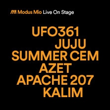 MODUS MIO - Live On Stage