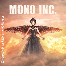 Mono Inc. - The Book of Fire Tour