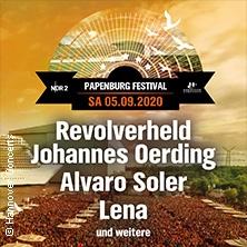 NDR 2 Papenburg Festival 2020