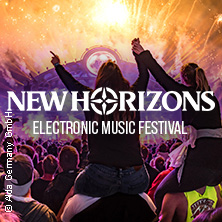 3 Day Pass - New Horizons Festival