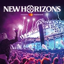 3 Day Pass - New Horizons Festival