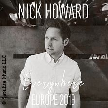 Nick Howard - The Everywhere Tour