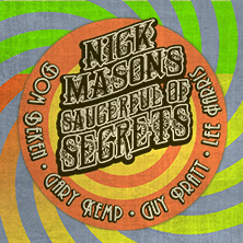 Nick Mason's Saucerful Of Secrets - More Games For May in Freiburg im Breisgau, 20.05.2020 - Tickets -