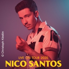 Nico Santos in Münster, 17.11.2020 -