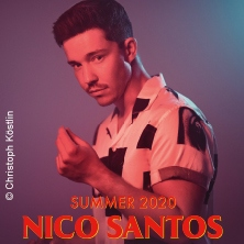 Nico Santos - Live on Tour - Summer 2020