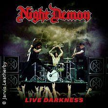 Night Demon in MANNHEIM * 7er Club,