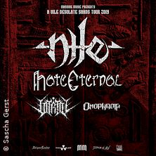 Nile & Supports in ESSEN * TUROCK,