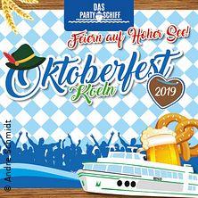 Oktoberfest Frankfurt - Das Partyschiff in FRANKFURT AM MAIN, 28.09.2019 - Tickets -