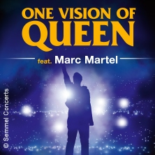 One Vision of Queen feat. Marc Martel in Nürnberg, 19.02.2020 - Tickets -