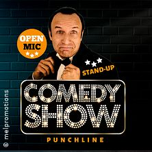 Open Mic-Comedy Show Punchline