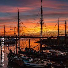 Orientalische Hafenrundfahrt