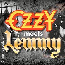 Ozzy Meets Lemmy Tribute - Blizzard of Ozz meets Motörblast
