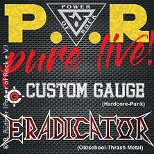 P.O.R Pure Live!