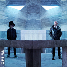 Pet Shop Boys - Dreamworld - The Greatest Hits Live in Oberhausen, 02.05.2020 - Tickets -